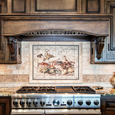 Craftsman Kitchen by Hartung Construction, Inc.