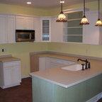 Asheville Kitchen Traditional Kitchen Denver By