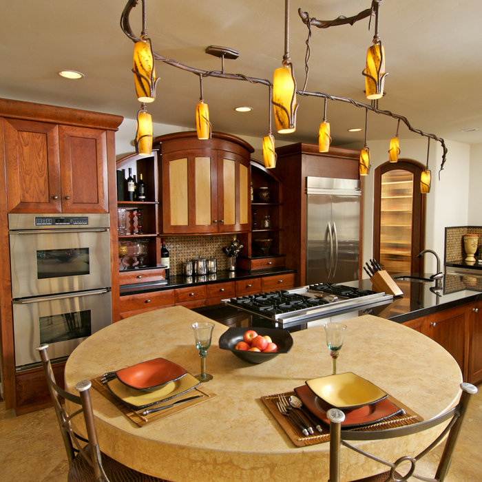 Eclectic Kitchen in San Diego