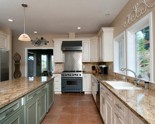 Rainforest Green Granite Countertops Home Design Ideas ...