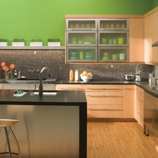 Contemporary Kitchen by Kitchens by Ken Ryan