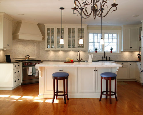 Corner Hood Home Design Ideas, Pictures, Remodel and Decor