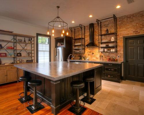 Ideas para cocinas | Fotos de cocinas industriales en Orlando
