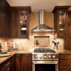 Traditional Kitchen by Schloegel Design Remodel