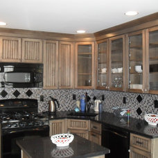 Traditional Kitchen by Woodbridge Builders