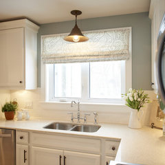 traditional kitchen by Sonya Kinkade Design