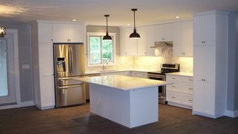 Kitchen Renovation - After # 01