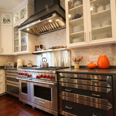 Traditional Kitchen by Rabbit Runn Designs, Nancye Lewis-Overstreet