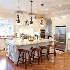 Traditional Kitchen by Alfano Renovations- Kitchen & Bath Showroom
