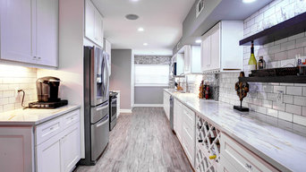 Kitchen Renovation and Remodel in Houston's Third Ward
