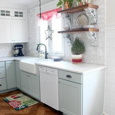 Farmhouse Kitchen by Brittany (aka Pretty Handy Girl)