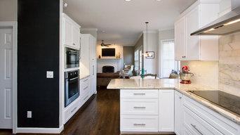 Kitchen Renovation:  Classic Kitchen