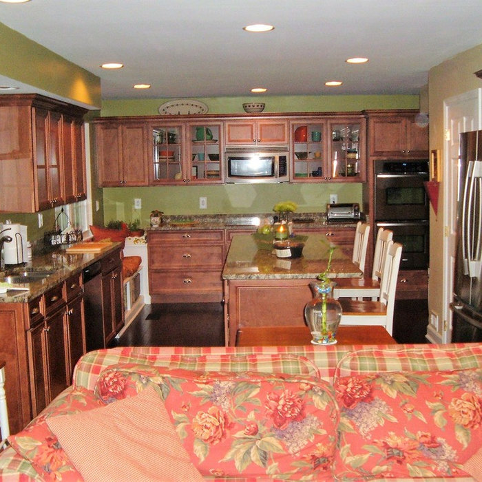 Expanded Kitchen and Living Areas Arnold MD