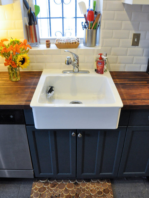Ikea farmhouse sink houzz Farmhouse sink ikea