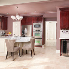 Traditional Kitchen by USI Design & Remodeling