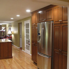 Traditional Kitchen by Hammer Contractors