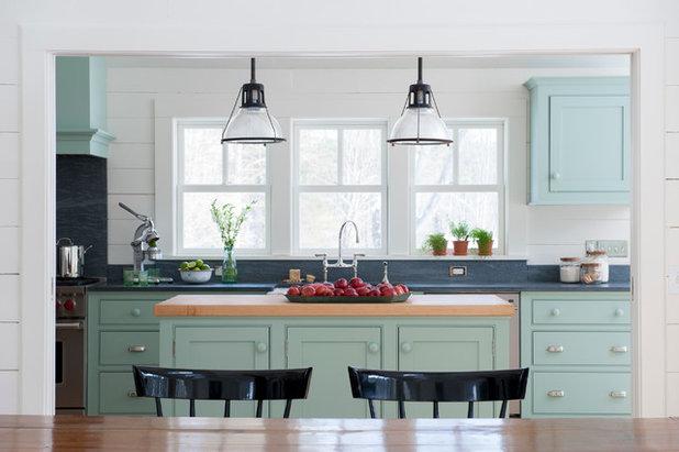 Farmhouse Kitchen by Hendricks Churchill