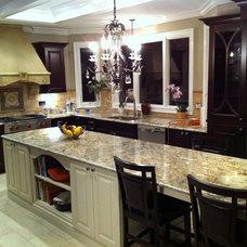Traditional Kitchen Kitchen renovation