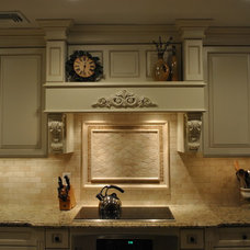 Traditional Kitchen Kitchen Renovation