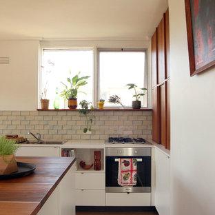 Kitchen renovation in Carlton North, VIC