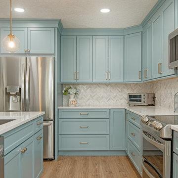 Kitchen Renovation in South Tampa Bayshore
