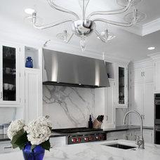 Traditional Kitchen by Karl Sponholtz Design