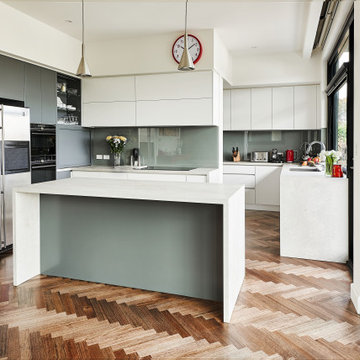 Kitchen Renovation - Kew