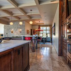 Contemporary Kitchen by Marcelle Guilbeau, Interior Designer