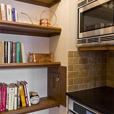 Mediterranean Kitchen by Michael Menn Ltd.