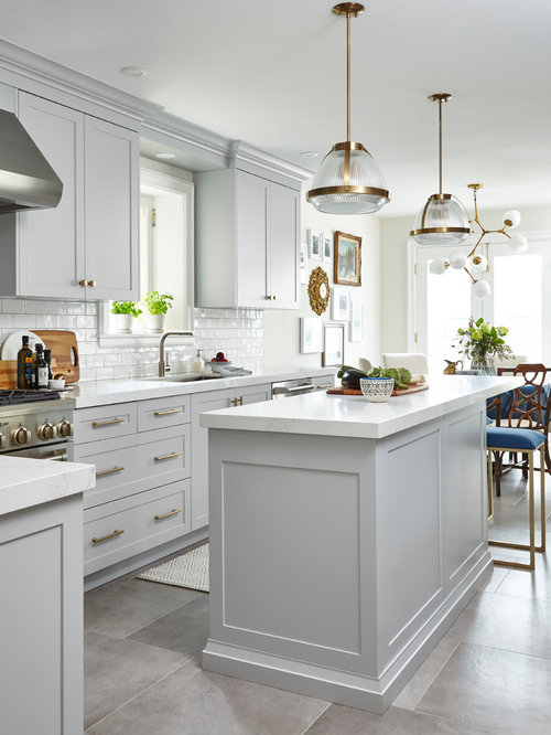 Inspiration For A Transitional Kitchen Remodel In Toronto