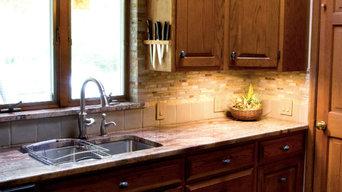 Kitchen renovation --P
