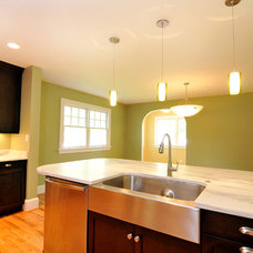 Traditional Kitchen by Riggs Construction & Design