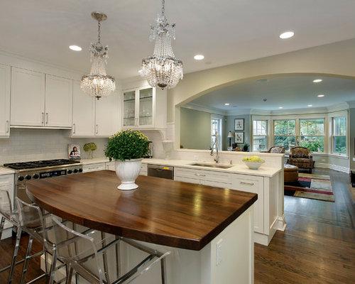 Kitchen Tiles Beige beige tile backsplash | houzz