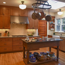 Farmhouse Kitchen by The Wiese Company