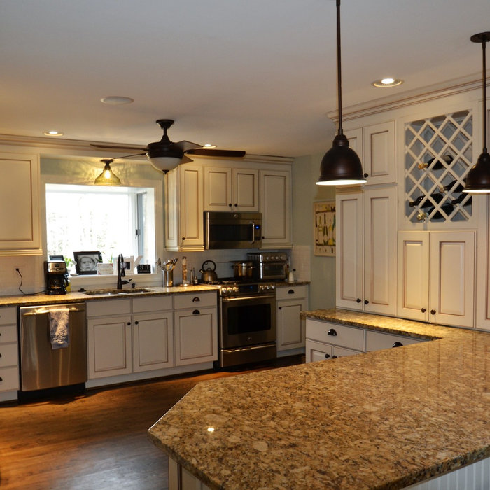 Traditional Kitchen Update | Arnold, MD