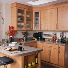 Contemporary Kitchen by KSA Kitchens