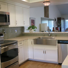 Traditional Kitchen by Transitions Designs 949-338-6380