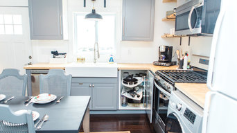 Kitchen Reorganization