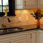 Kitchen Restoring and Updating in the Grand 1920s Tudor Style - Traditional - Kitchen ...