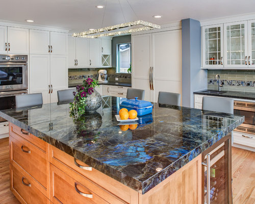 Labradorite Countertops Home Design Ideas, Pictures, Remodel and Decor