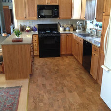 Traditional Kitchen by Lowe's of Brewer, Maine
