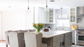 Kitchen: Retro to Classic Transitional