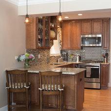 Traditional Kitchen by Patrick A. Finn, Ltd