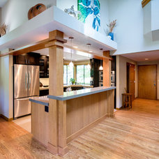 Contemporary Kitchen by C&R Remodeling