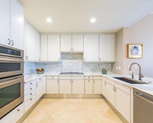 Transitional Kitchen Update in Deering Bay