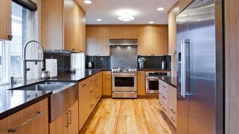 Kitchen: Rift Cut White Oak