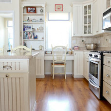 Beach Style Kitchen by Rikki Snyder