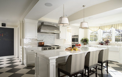 How to Detail a Kitchen Island with Legs