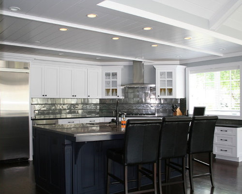beach style omaha kitchen design ideas remodel pictures
