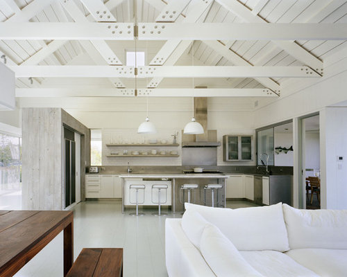 Modern country houzz for Modern country style